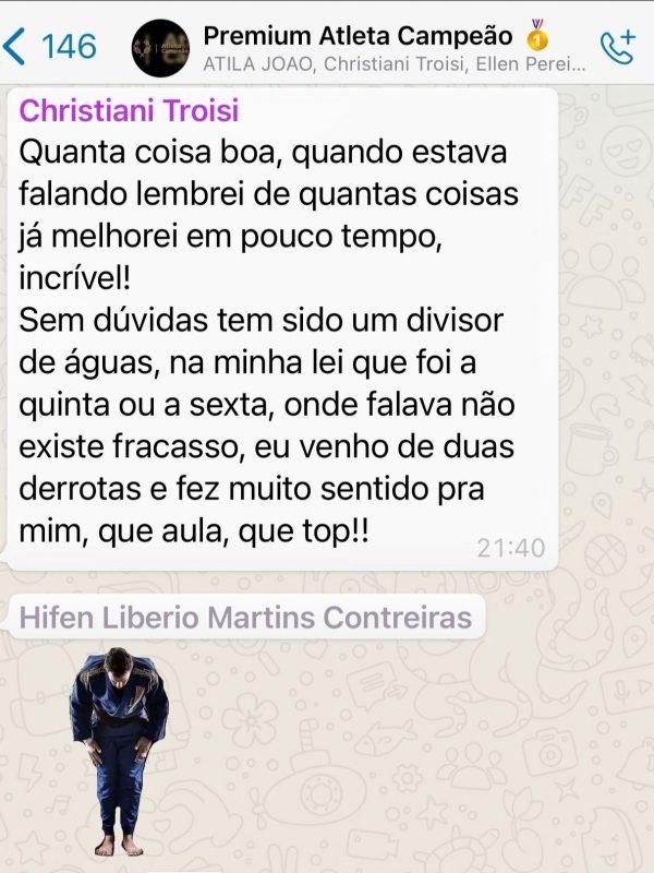 [ATPC] [Depoimento] Christiano Troisi