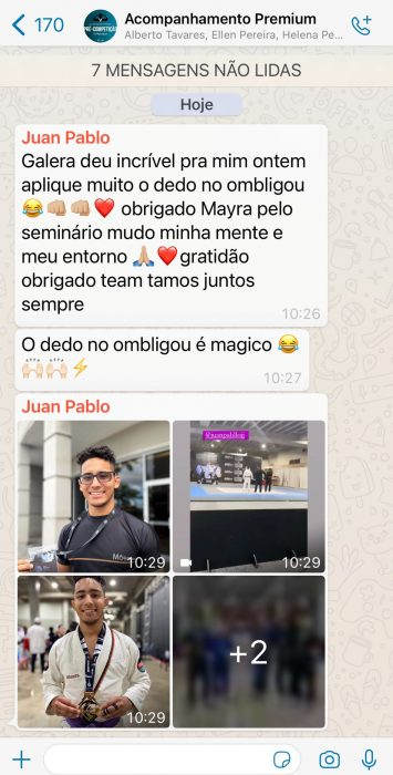 [ATPC] [Depoimento] Juan Pablo