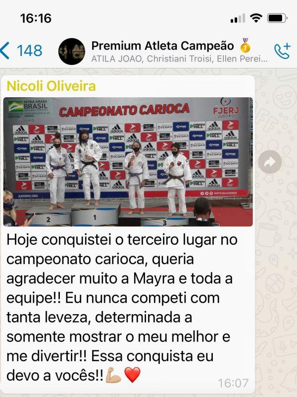[ATPC] [Depoimento] Nicoli Oliveira